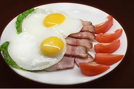 Как сделать яичницу рецепт