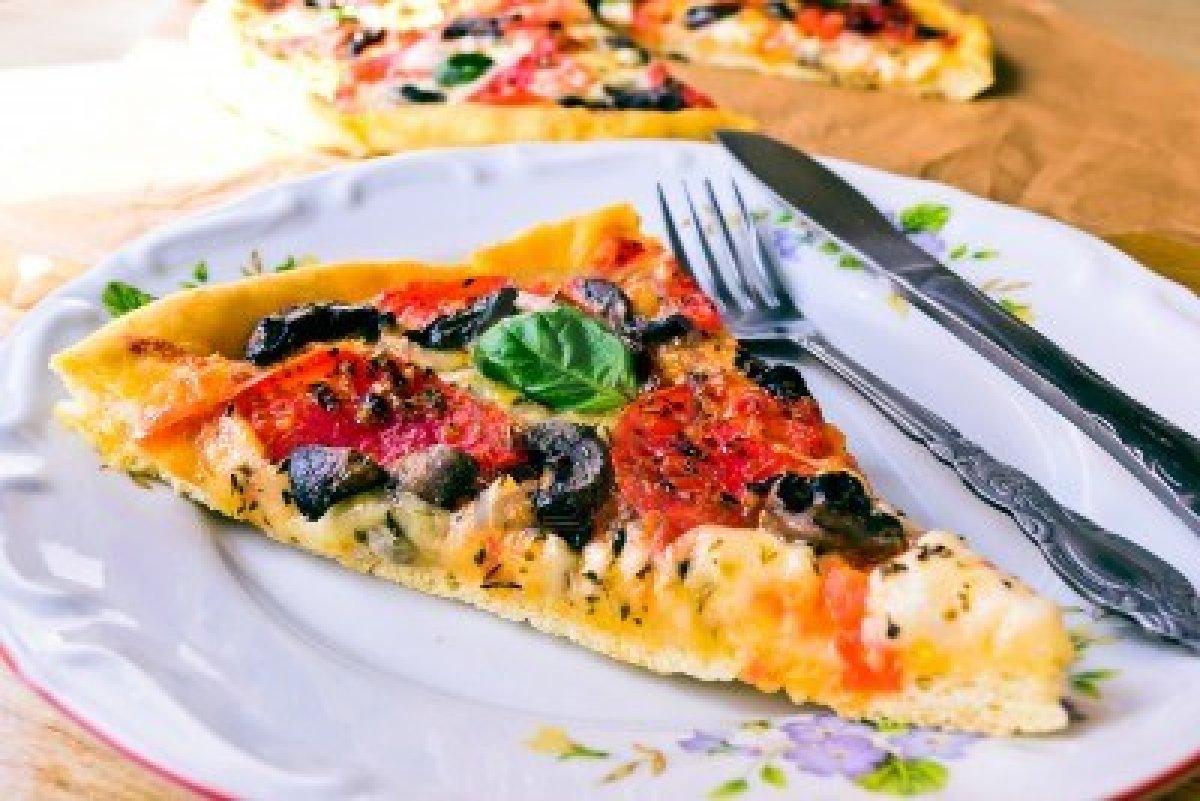 Для приготовления основы для пиццы