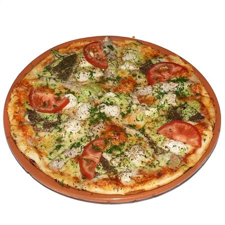 Пицца по сицилийски