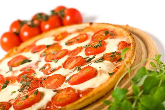 маргарита пиццы Рецепт неаполитанской