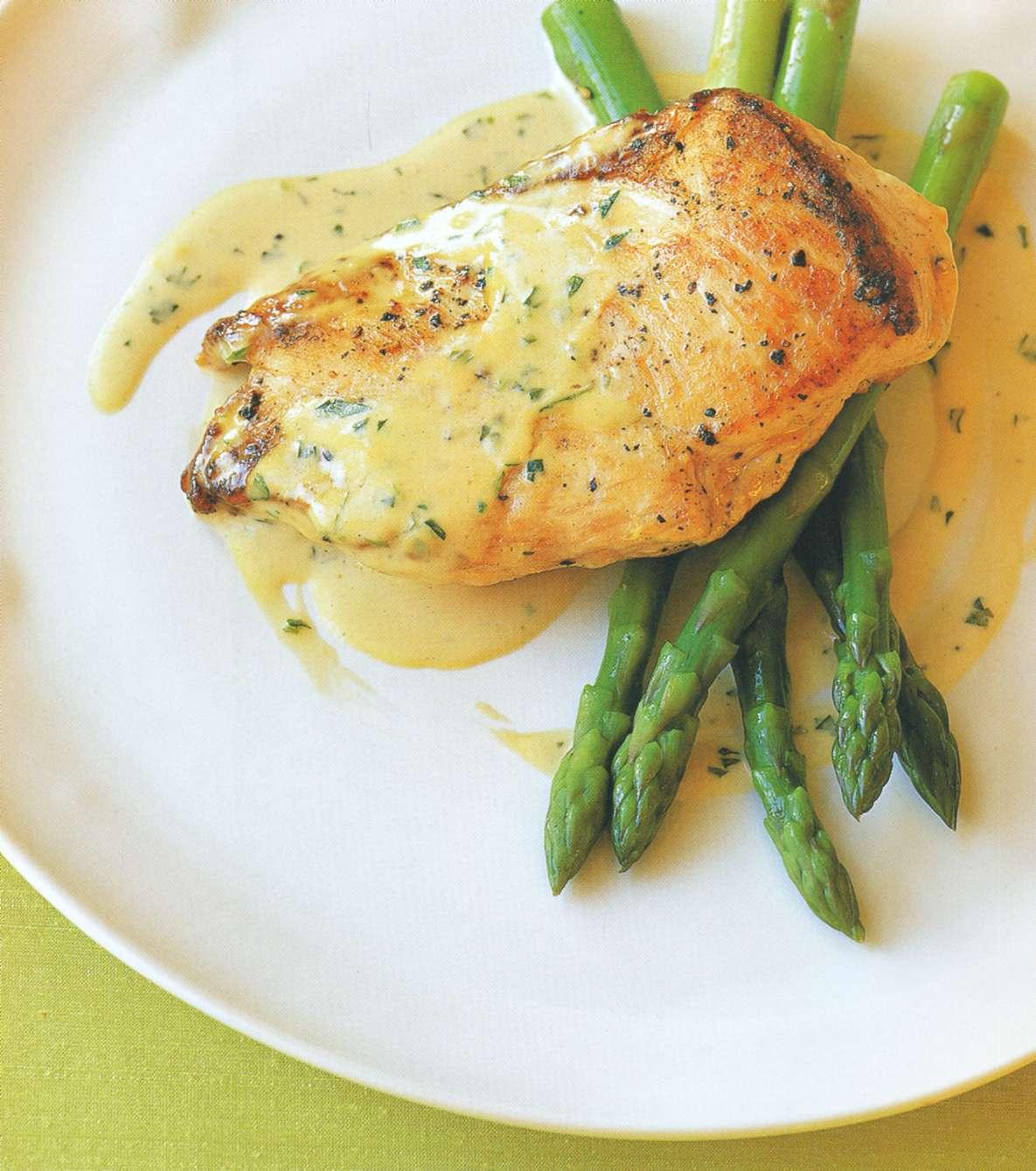 рецепт соус для жареной курицы