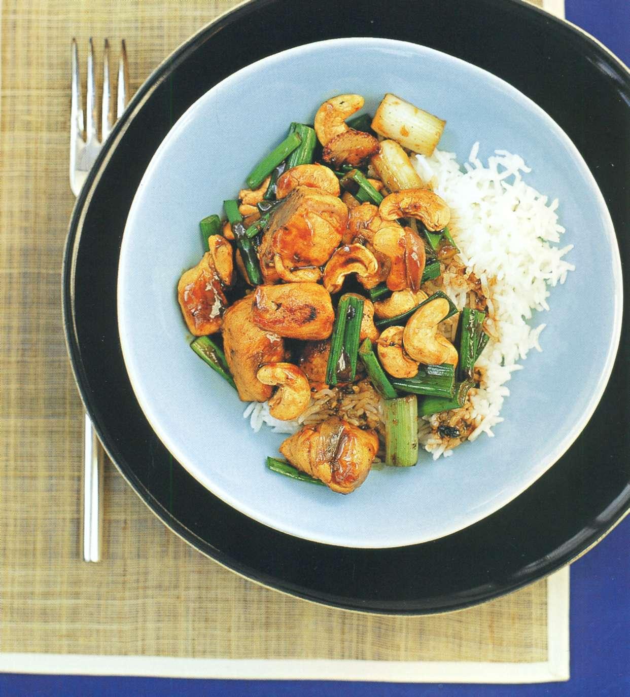 Рецепт рис с курицей в пароварке