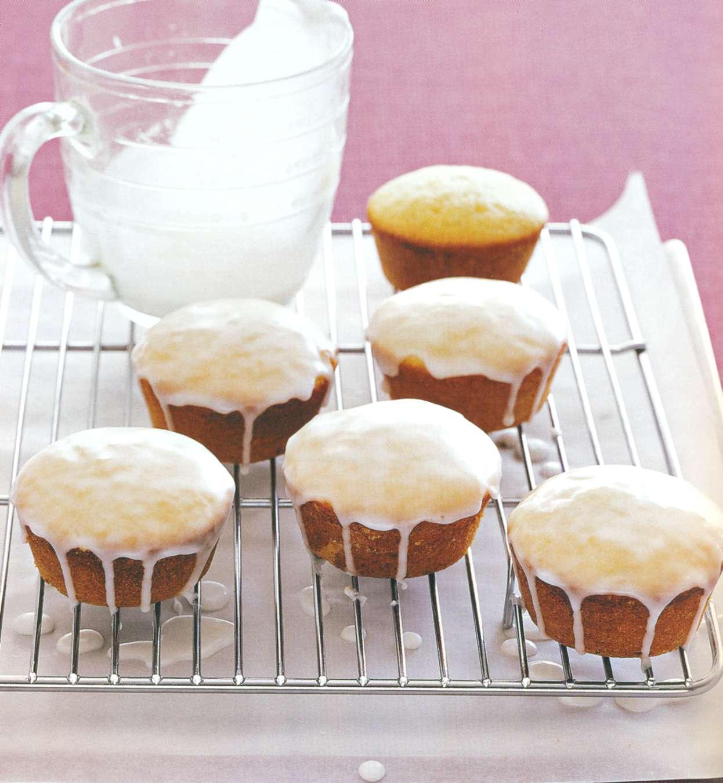 Глазурь для кексов рецепт пошагово