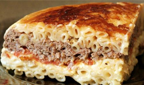 Запеканки с мясом рецепты с фото