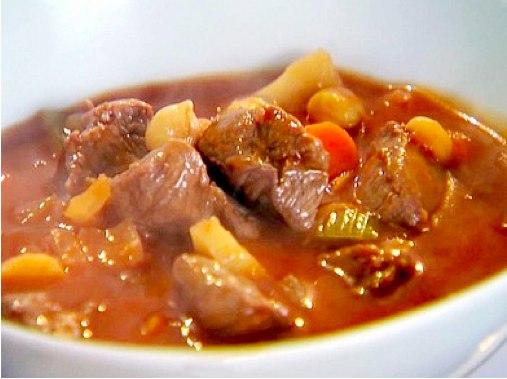 Рецепты приготовления тушеного мяса