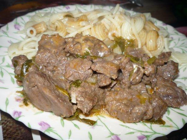 Блюда из мяса лося рецепты легкие в приготовлении