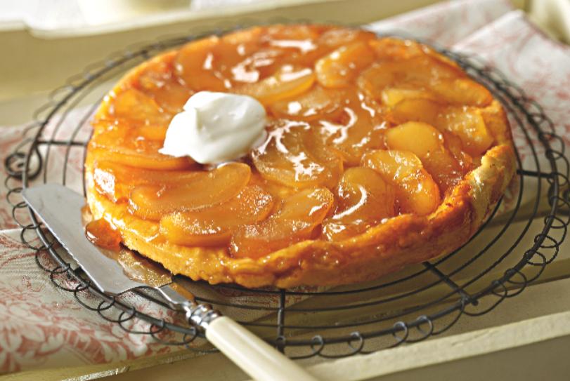 яблочно карамельный пирог по рецепту селезнева-хв7