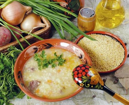 Славянские блюда и их рецепты