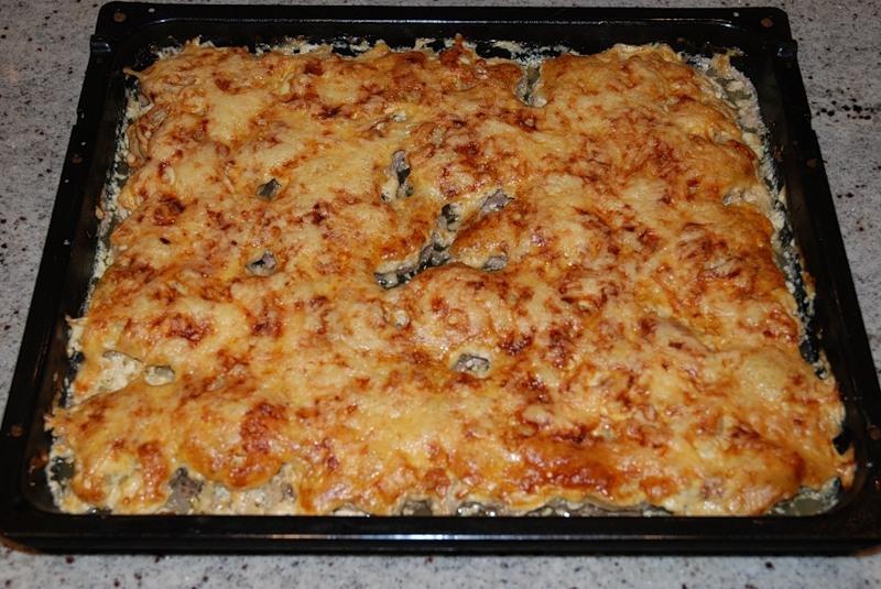 Пирожки с капустой и рыбой в духовке рецепт с фото