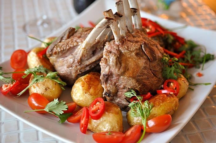 Как тушить мясо на сковороде - рецепты с фото и видео