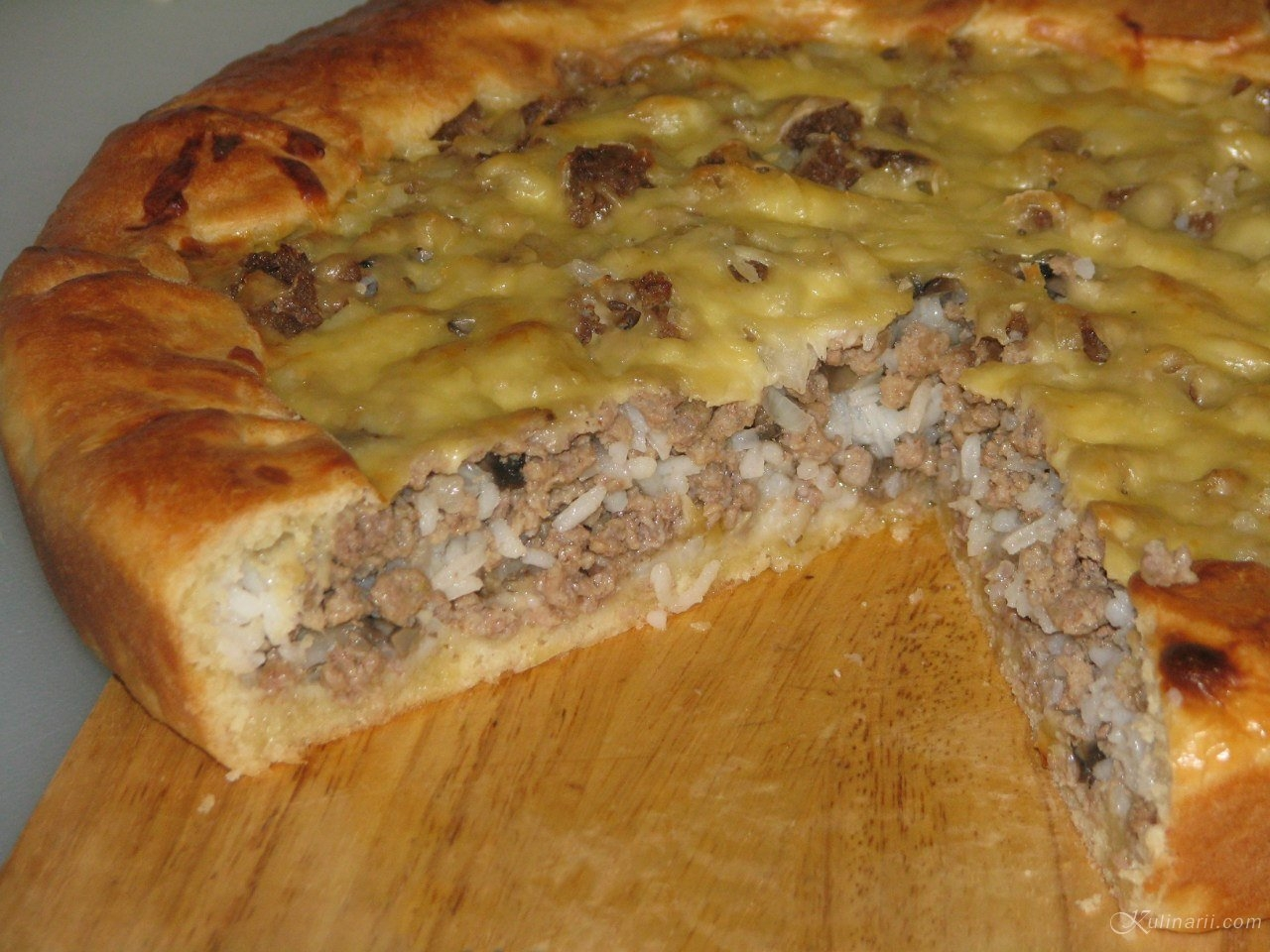 Как готовить пироги в духовке рецепт пошагово