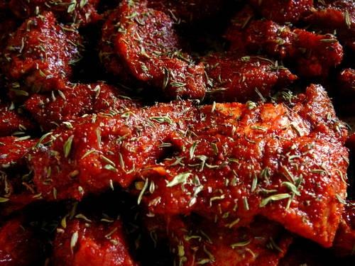 рецепты дикое мясо фото