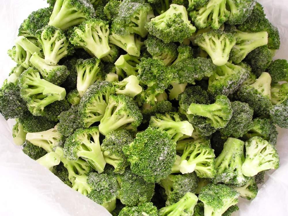вкусные рецепты салатов из капусты брокколи