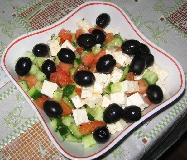 Очень вкусные салаты рецепты