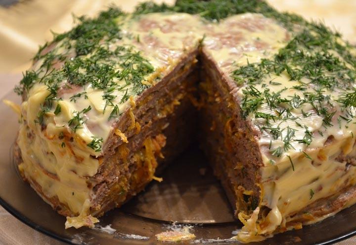 Блюда из мяса птицы рецепты