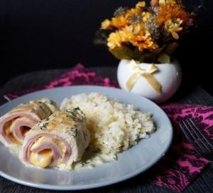 Татарское блюдо из картошки и мяса