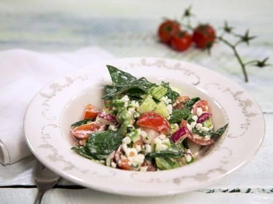 вкусные рецепты салата с фотографиями