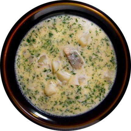 Рeцeпт: Суп c ceльдью