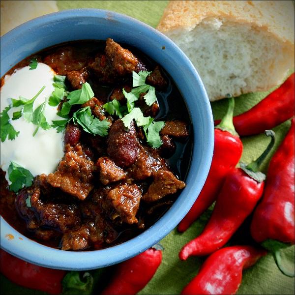 Суп чили кон карне рецепт 2013