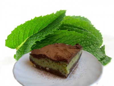 Вегетарианский тортик с авокадо