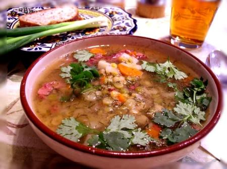 Как приготовить суп с мясом: базовый рецепт