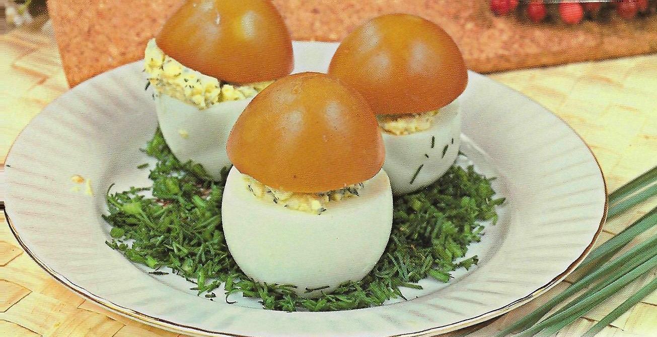 Особенности приготовления яичных блюд