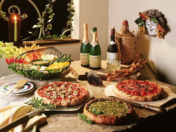 Знакомство с итальянской кухней