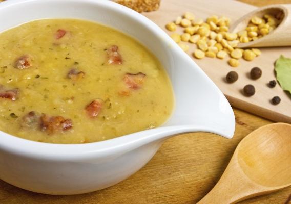 Как приготовить суп с мясом