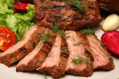 Приготовить блюдо из мяса