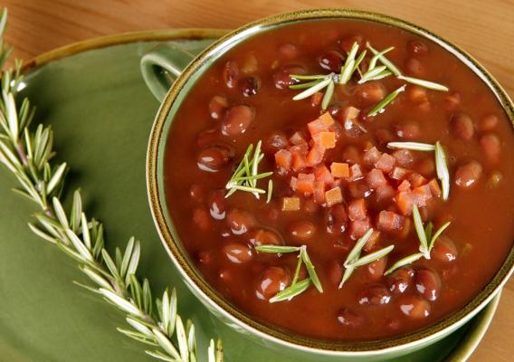 Готовим из фасоли суп
