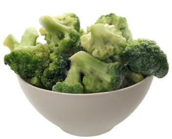Как приготовить замороженную брокколи вкусно