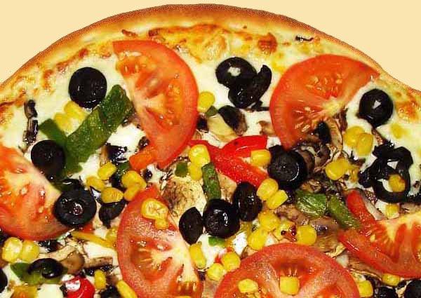 Рыбацкая пицца