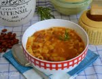 Пошаговый рецепт приготовления суп-пасты Фагиоли