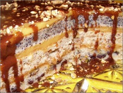 Рецепт: торт Королевский