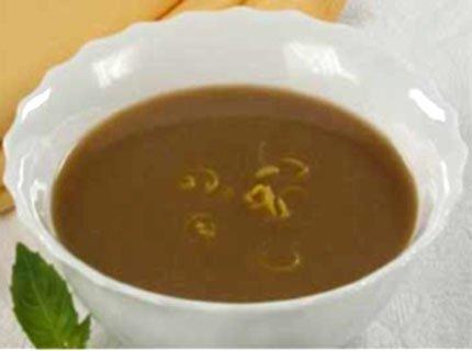 Рецепт: Американский пивной суп