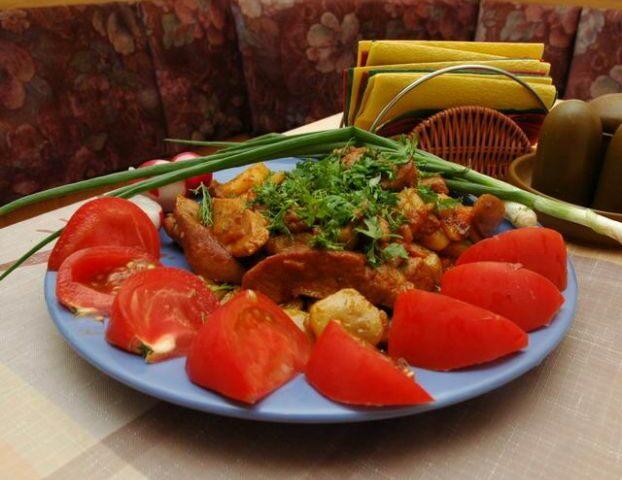 Бычьи яйца – блюдо для настоящих гурманов