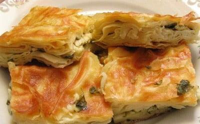 Мясной пирог «Улитка»