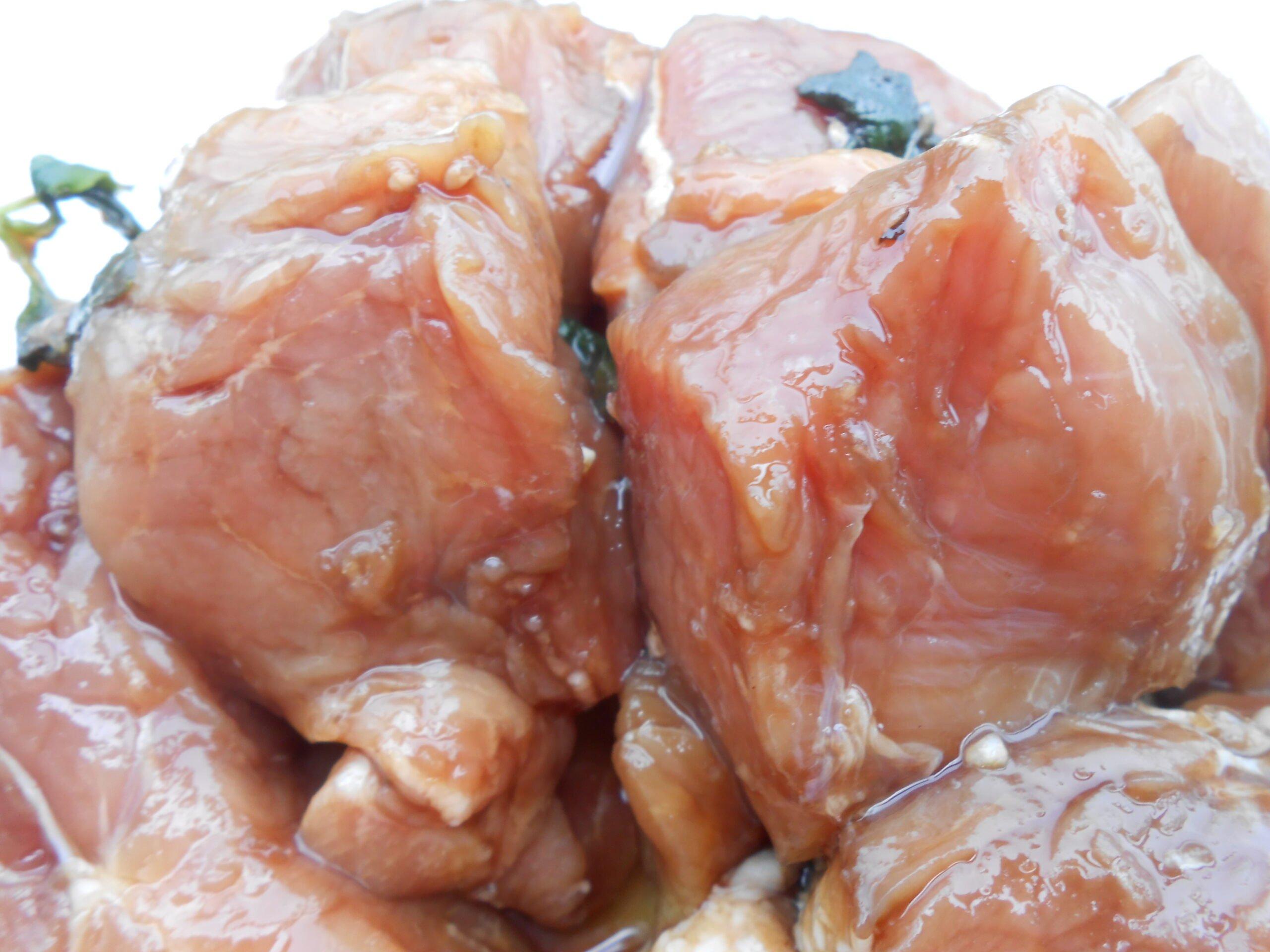 Медовый маринад с чесноком и горчицей для шашлыков из свинины