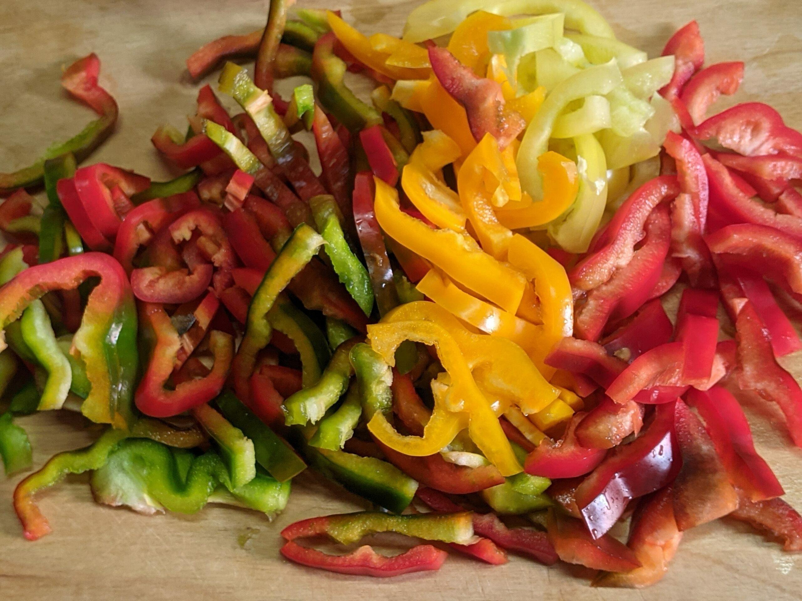 Овощной салат на зиму